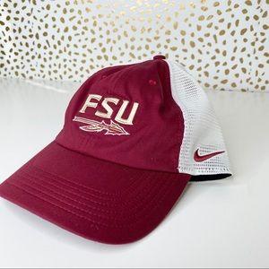 Nike Seminoles Mesh Back Cap NWT